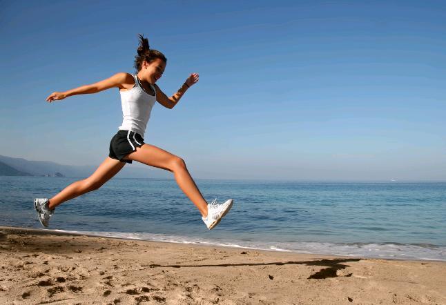 5 exercícios seguros e saudáveis para você perder calorias e medidas